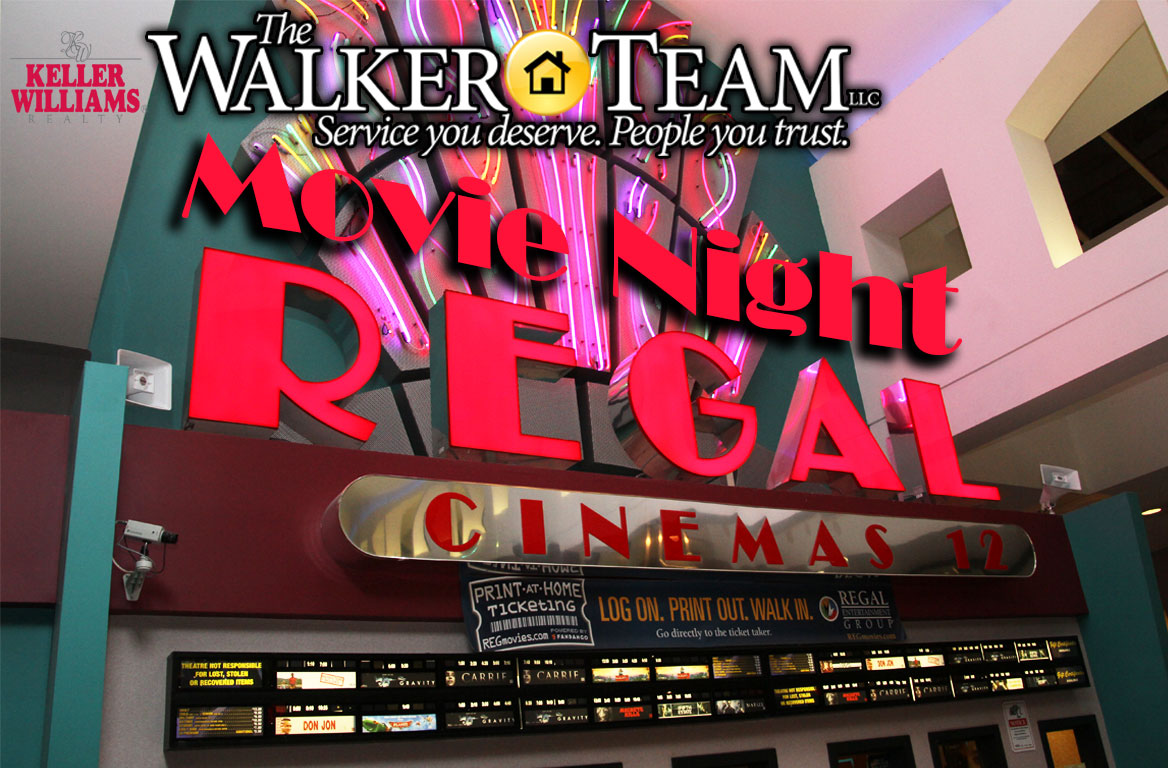 Walker Team Realtor Movie Night 2013